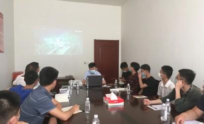 公司组织开展环境保护知识专题讲座